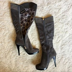 Micci Heeled Boots